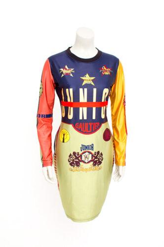 Vintage designer stretch sport dress Jean Paul Gau
