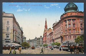 Cartolina-di-Campo-Ungheria-Budapest-1915-Ak-Lot-9935