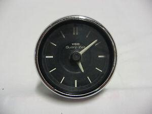 mercedes benz 8 w114 w115 uhr clock watch vdo 1973. Black Bedroom Furniture Sets. Home Design Ideas