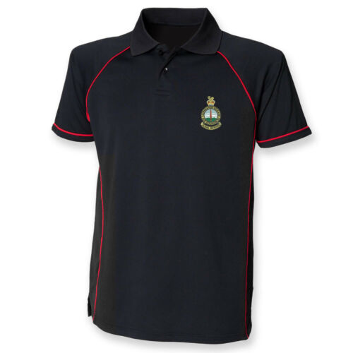 3 Commando Brigade Air Squad Performance Polo
