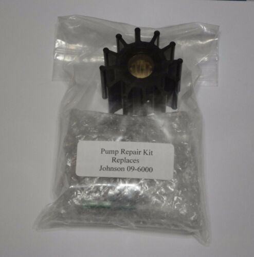 NEW Volvo Penta Raw Sea Water Pump Rebuild Kit Impeller Fits 21212799 21212800