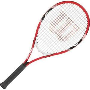 Wilson-Roger-Federer-Tennis-Racquet-length-27-034-Grip-4-3-8-034-racket-sports-NEW