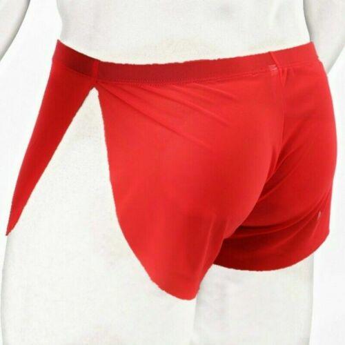 Herren-Unterwäsche Durchsichtig Boxershorts Atmungsaktiv Shorts Slip Ultradünn