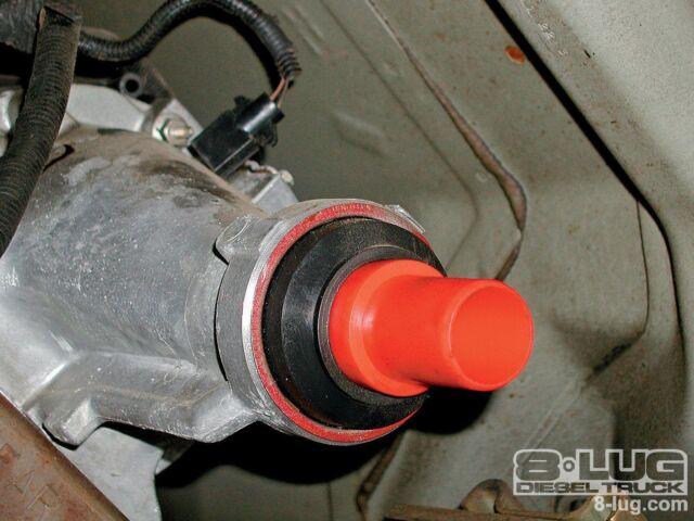 Powerhouse Products Plug Transmissiontailshaft POW301230