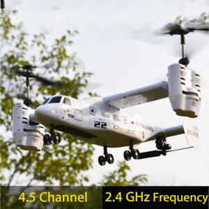 Image Is Loading 2 4Ghz 4 5CH Remote Control Plane Airplane