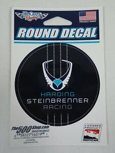 Harding-Steinbrenner-Racing-3-034-Round-Decal-IndyCar-88-Colton-Herta-Indy-500