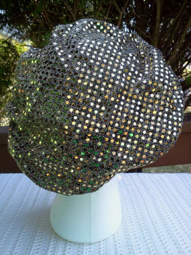 FROG BRAND SEQUIN BERET MULTIPLE COLORS