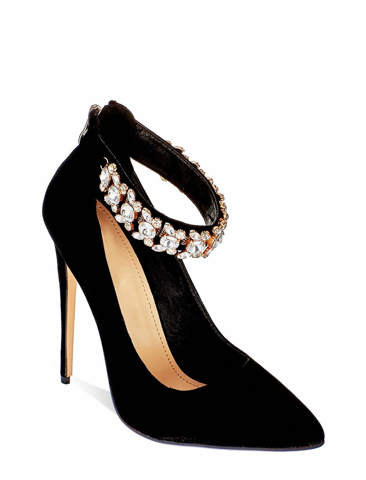 Mr/Ms Womens high heel ankle strap diamante sandals selling Ladies party shoes 3-8 selling sandals price Let our products go to the world classic style WW3624 941eed