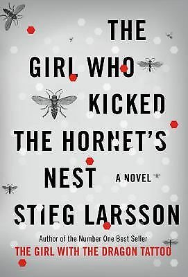 1 of 1 - NEW - The Girl Who Kicked the Hornet's Nest (Millennium Trilogy)