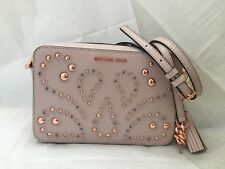 5a47e5e32716 item 1 Michael Kors Ginny Medium Embellished Leather Crossbody Bag Soft  Pink NWT $248 -Michael Kors Ginny Medium Embellished Leather Crossbody Bag  Soft Pink ...