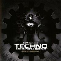 Scan 7 - Techno Brings People Together [new Cd] Uk - Import on sale