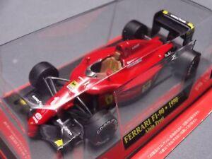 Ferrari-Collection-F1-90-1990-Alain-1-43-Scale-Mini-Car-Display-Diecast-vol-4