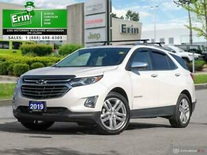 2019 Chevrolet Equinox Premier | All Wheel drive | Leather | Pano Roof |