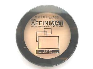 Maybelline-Affinimat-matt-Grundierung-Perfektionierung-amp-mattierend-Pulver