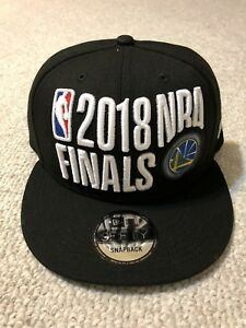 big sale 0105b 3c8d2 Image is loading New-Era-Men-039-s-2018-NBA-Finals-