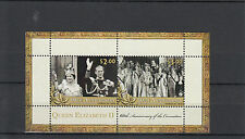 Tokelau 2013 MNH 60th Anniv Coronation Queen Elizabeth 2v Sheet Diamond Jubilee