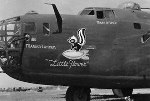B Amp B Portmeirion WW2 Photo WWII B-24 Bomber 308th BG Nose / 5015   eBay