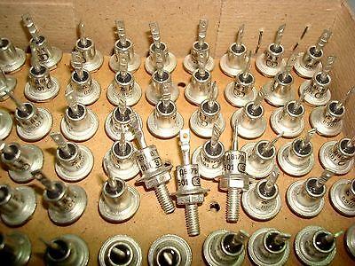 D817A Diode Zener 5W,50V-56V.Soviet USSR Russian NOS.Lot of 50pcs