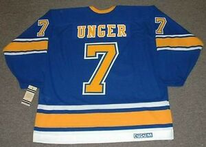 GARRY UNGER St. Louis Blues 1972 CCM Vintage Throwback NHL Hockey ... 0d6073c73