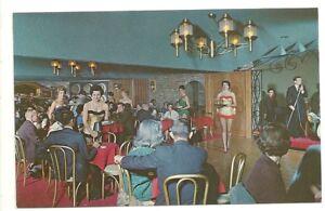Postcard-AZ-Scottsdale-Arizona-SAFARI-HOTEL-Interior-Risque-French-Quarter