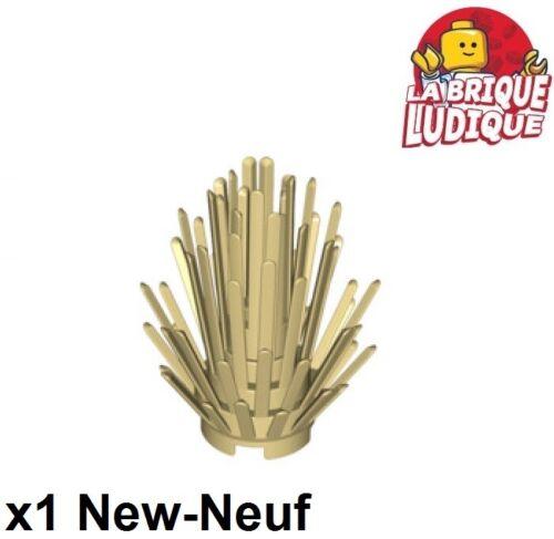 Lego 1x Plant plante small tree arbre buisson Prickly Bush beige//tan 6064 NEUF