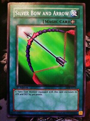 Silver Bow And Arrow LOB-E071 Yu-Gi-Oh kaartspellen Losse kaarten