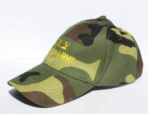 IDF Tactical Hat Israel Hebrew Jewish Army Cap Zahal God Israeli Defense Forces