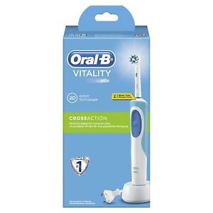 Braun-Oral-B-Vitality-CrossAction-Electric-Rechargeable-Power-Toothbrush-Timer