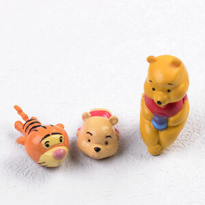 Disney Winnie The Pooh Cake Toppers Pooh Tigger Play Set ...