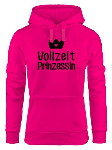 süßer Hoodie Damen Vollzeit Prinzessin Sweatshirt Kapuze Kapuzenpullover