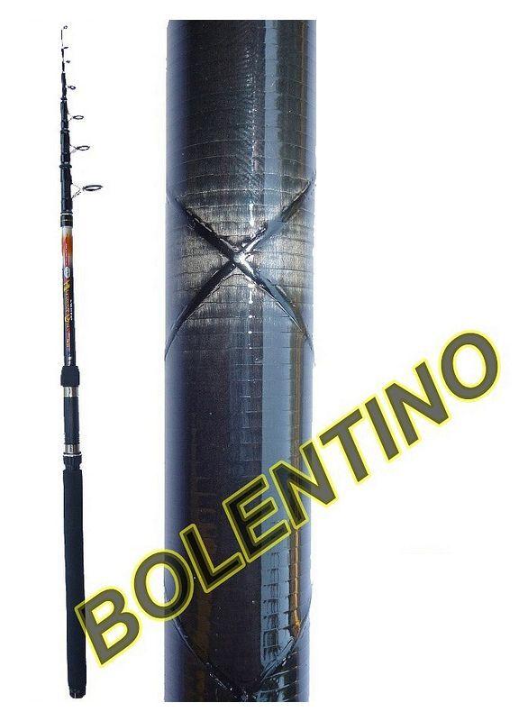 Canna hercules 3m 3m 3m 80120g bolentino costiero autobonio palamita pagello tp 2bd