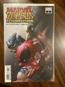Marvel Zombies Resurrection #1 2019 Cover A InHyuk Lee NM