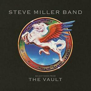 Steve-Miller-Selections-From-The-Vault-Clear-Vinyl-New-amp-Sealed