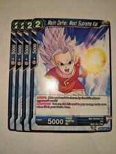 BT3-040 C non foil Dragon Ball Super x4 Majin Defier South Supreme Kai