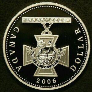 2006-Canada-1-Silver-Proof-with-CoA-99-99-PURE-Victoria-Cross