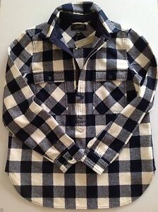 J-Crew-Buffalo-Check-Flannel-Shirt-Jacket-NWT-Size-XXS-XXL