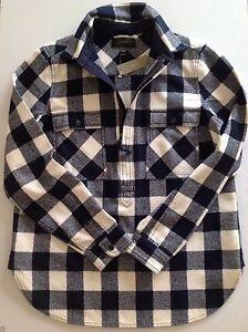 J. Crew Buffalo Check Flannel Shirt-Jacket NWT Size: XXS-XXL | eBay