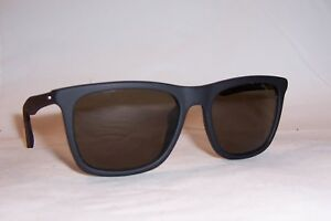 9e479438fc NEW HUGO BOSS Sunglasses 0776 S RAJ-SP BLACK BRONZE POLARIZED ...