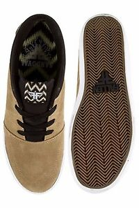 FALLEN-Shoes-Roots-Cream-Black-Sandoval-FREE-POST-New-Skateboard-Sneakers