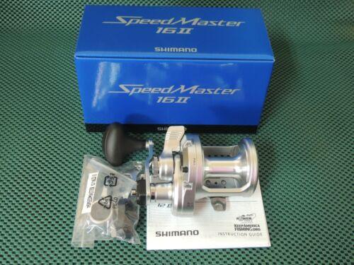 New SHIMANO 19 SpeedMaster 16II LD 2-Speed Reel SPM16II *1-3 Days Fast Delivery*