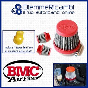 KIT-FILTRO-CONICO-BMC-TAPPO-FIAT-500-595-ABARTH-SFIATO-ESTERNO-POP-OFF