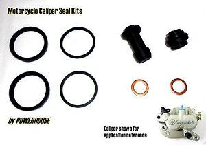KTM 450 EXC 450EXC 2004 04 Brembo front brake caliper seal piston rebuild kit
