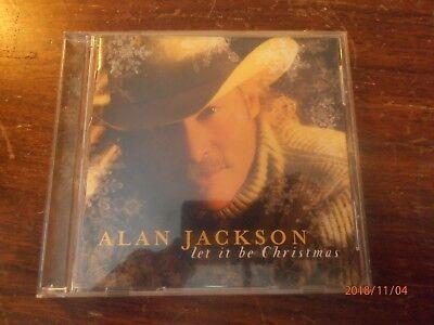 Let It Be Christmas by Alan Jackson (CD, Nov-2002, Arista) Country Christmas CD 78636706221 | eBay