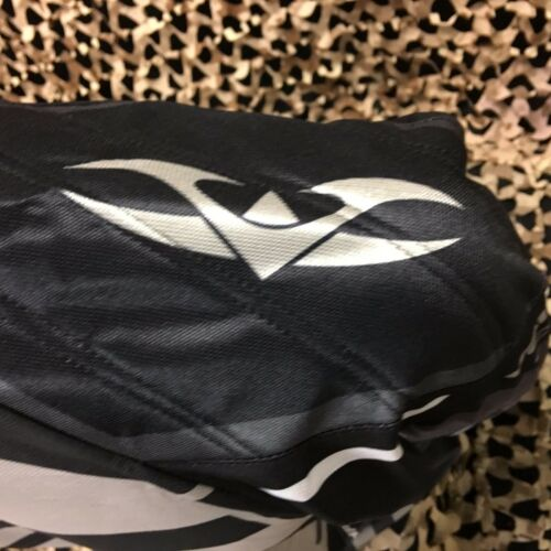 XL Details about  /NEW Valken Agility V17 Paintball Jersey Black//Grey
