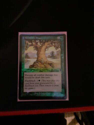 Mtg Magic Moments Peace Odyssey FOIL