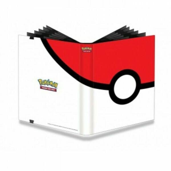 Ultra PRO Pokemon Poke Ball Pro Binder 9 Pocket For Sale