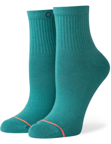 Stance So Solid Ankle Socks in Teal
