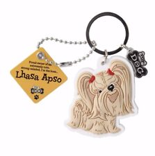 """/""""LHASA APSO/""""  Charm Bracelet  NEW with gift bag"""