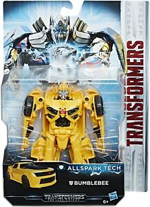 Transformers-The-Last-Knight-All-Spark-Tech-Bumblebee-Action-Figure