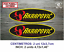 Sticker-Vinilo-Decal-Vinyl-Aufkleber-Adesivi-Autocollant-Akrapovic-1A-Exhaust miniatura 3